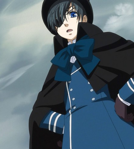 Ciel Phantomhive wallpaper titled Ciel ۞