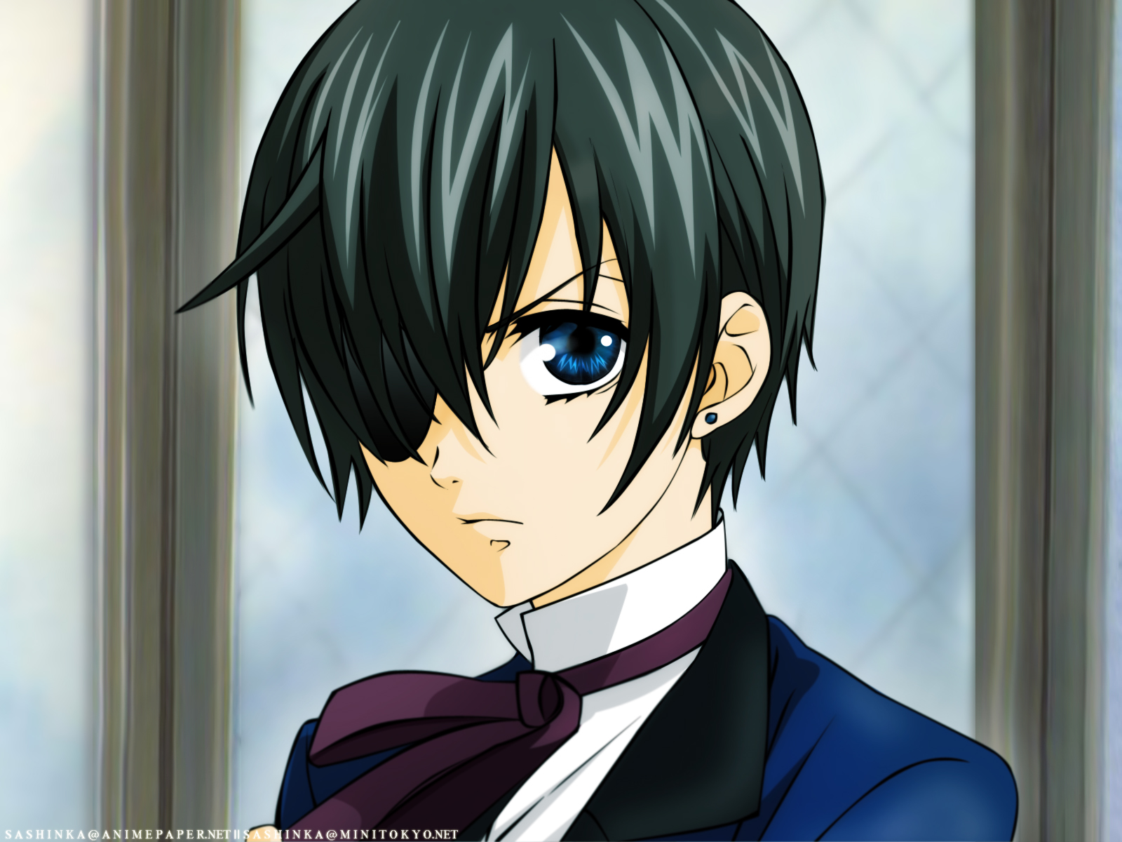 Ciel    - Ciel Phantom...