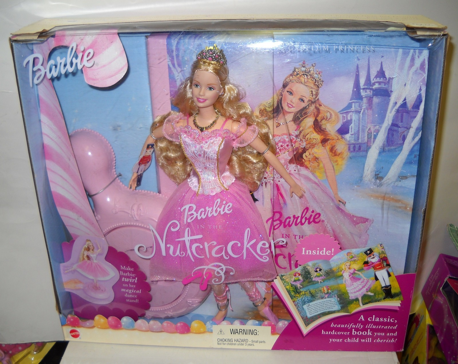 barbie in the nutcracker doll - photo #15