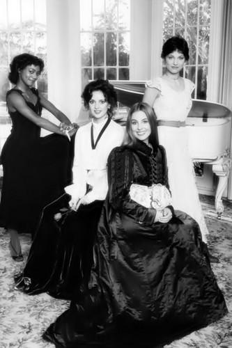 Claudia,Bobbie,Laura and Anne