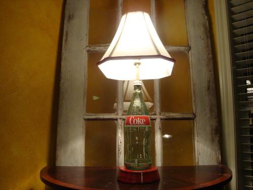 coca Lamp