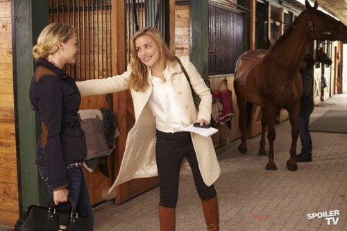 "Covert Affairs 2x14 - ""Horse To Water"" - Promotional Pics"