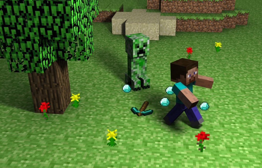Minecraft - Industrial Craft: Desenho Animado - YouTube