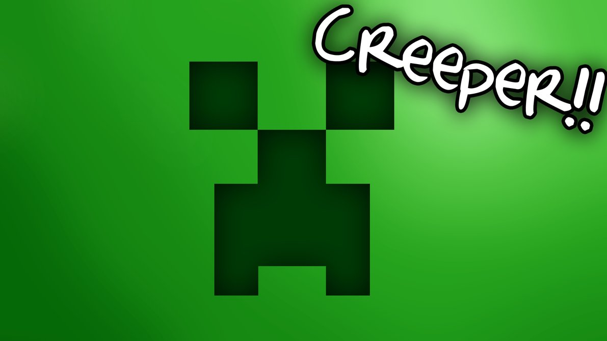 The Minecraft creeper images Creeper wallpaper HD wallpaper and background photos