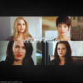 Cullen Girls - twilighters fan art