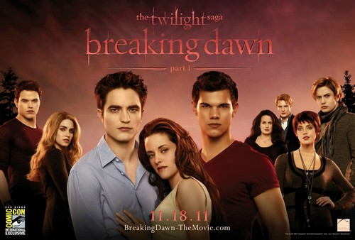 The Cullens वॉलपेपर titled Cullens Breaking Dawn Part1