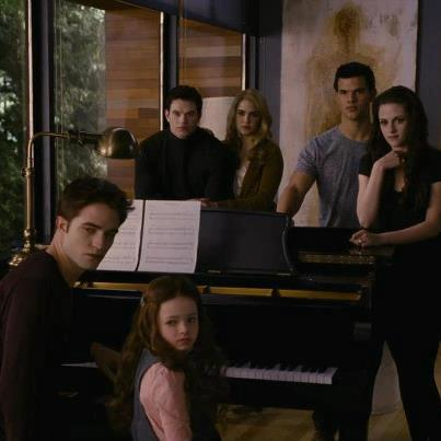 The Cullens wallpaper titled Cullens Breaking Dawn Part2