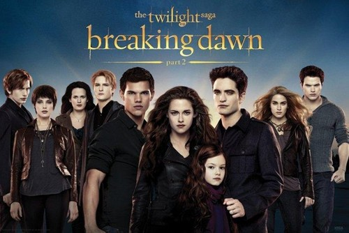 Cullens Breaking Dawn Part2