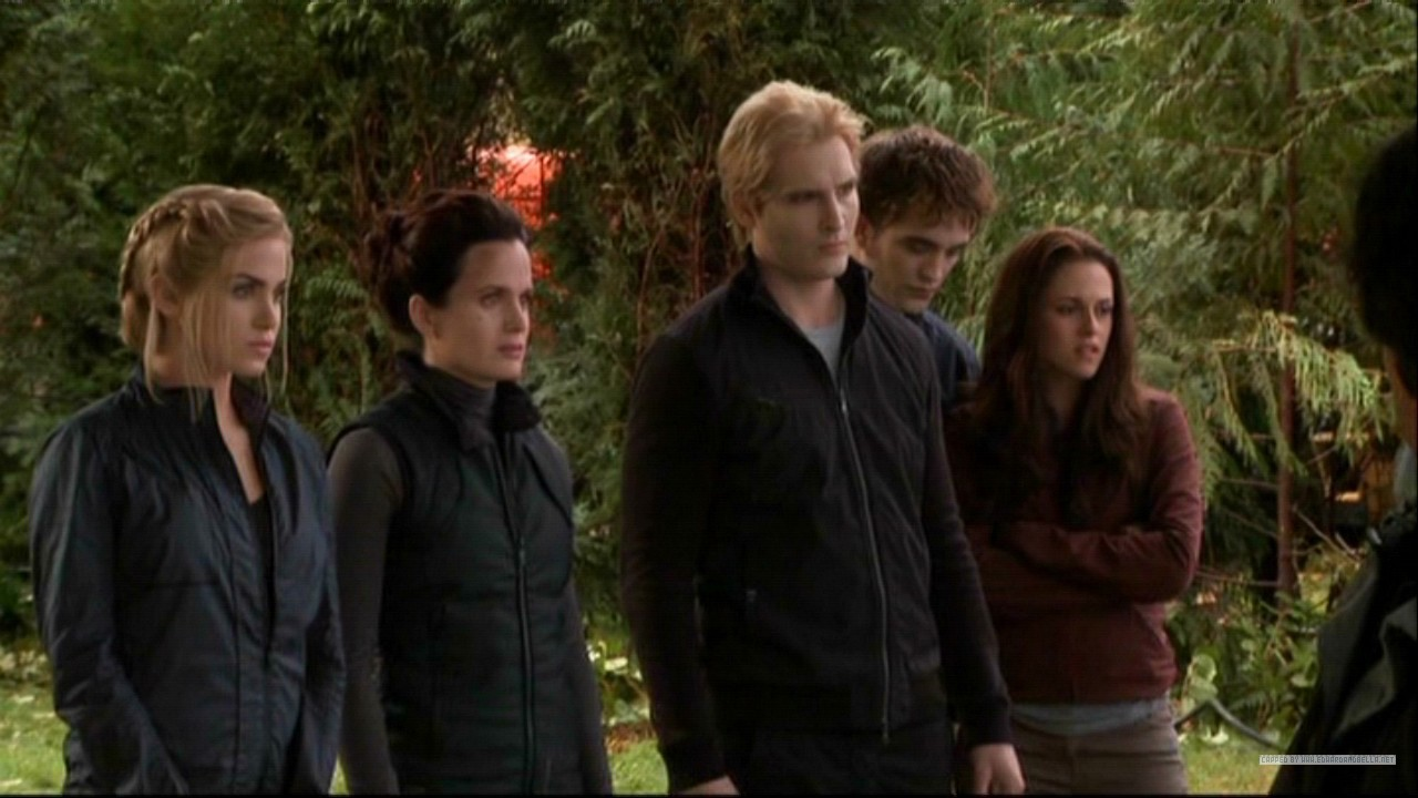 Cullens Eclipse The Cullens Photo 32777209 Fanpop