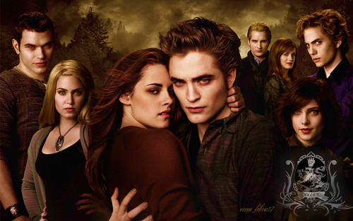 The Cullens wallpaper titled Cullens New Moon