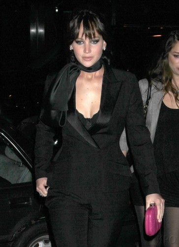 """DIOR & Peggy Siegal Company """"Silver Linings Playbook""""  Special Screening"""