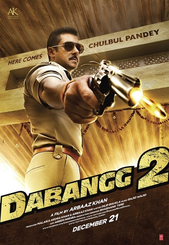 Salman Khan wallpaper entitled Dabangg2