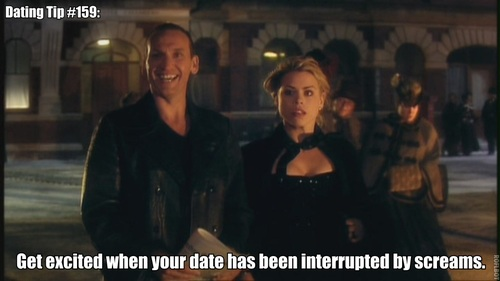 doctor who dating tips