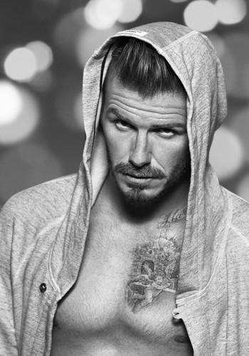 David Beckham: H&M Underwear - Christmas collection - 2012