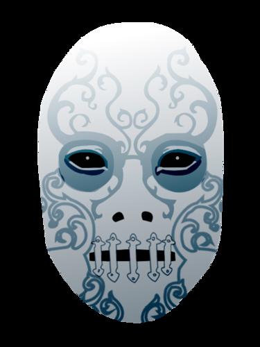 Death eater I Harry Potter Mask