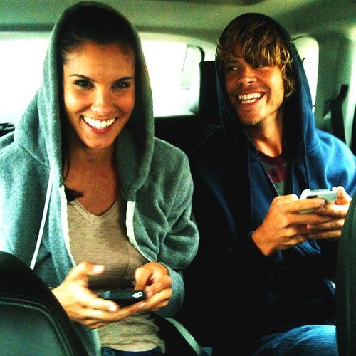 ncis la 7x14 kensi and deeks relationship