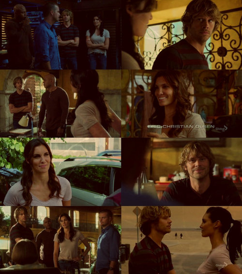 kensi and deeks first meet quotes