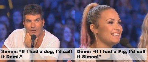 Demi And Simon
