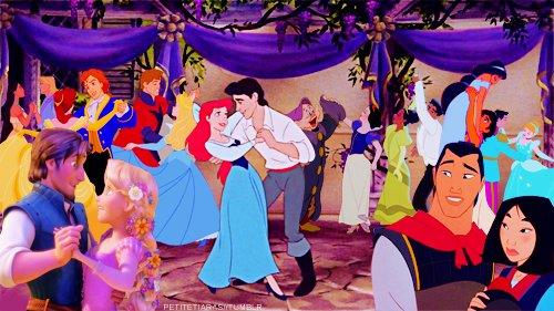 disney Princess Waltz Party