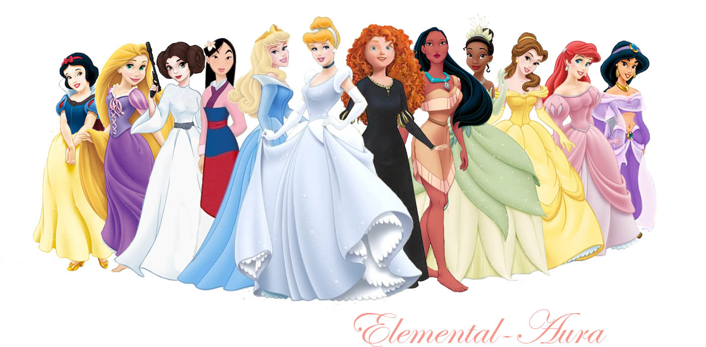 All Disney Princesses