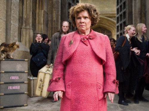 Hogwarts Professors wallpaper called Dolores Umbridge Wallpaper