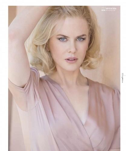 Dujour Winter 2012 - Nicole Kidman