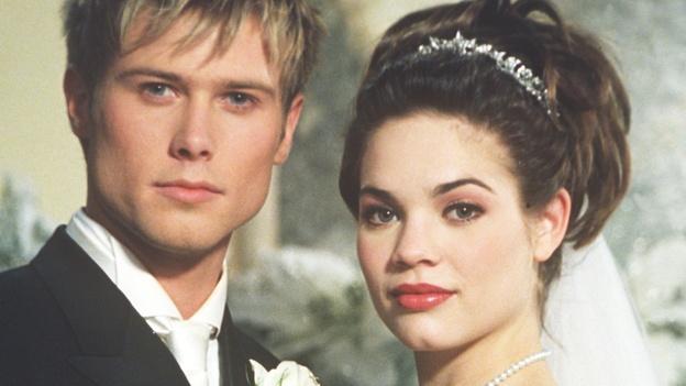 Lucky Spencer and Elizabeth Webber