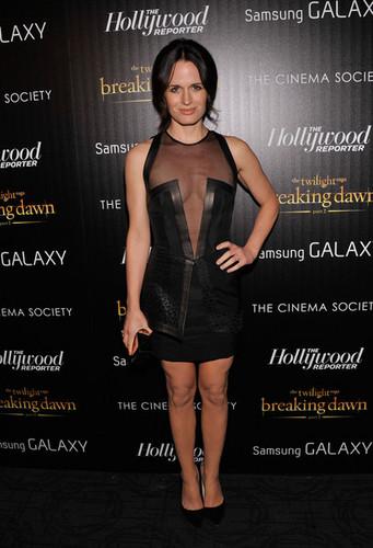 Elizabeth Reaser at Screening Of Breaking Dawn part2
