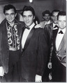 Elvis with Johnny Cash