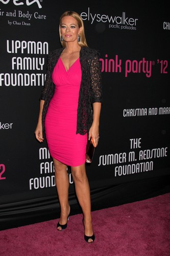 Elyse Walker Presents The 8th Annual merah jambu Party (October 27, 2012)