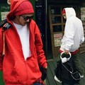 Eminem big hood zip-up hoodie - eminem photo