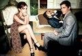 Emma Watson, Ezra Miller & Logan Lerman