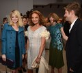 Emma attends CFDA / Vouge party - emma-stone photo