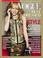 Emma lands the cover of Vogue's 2012 Best Dressed issue - emma-stone photo