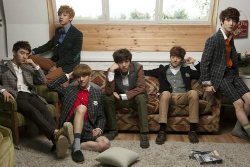 kpop 4ever wallpaper called Exo~