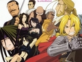 FMA wallpaper - full-metal-alchemist wallpaper