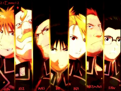 full metal alchemist wallpaper titled FMA wallpaper
