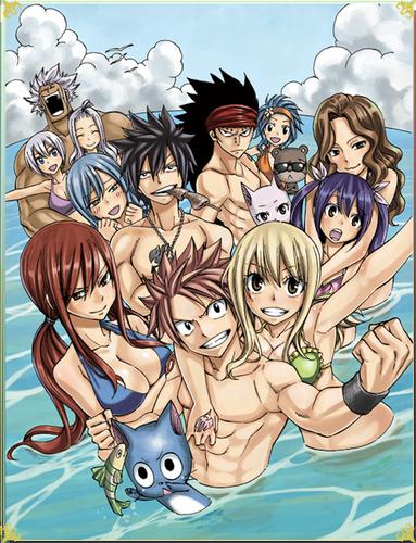 Fairy Tail OVA 4