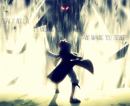 Fear is not Evil
