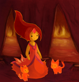 Flame Princess and Flambits