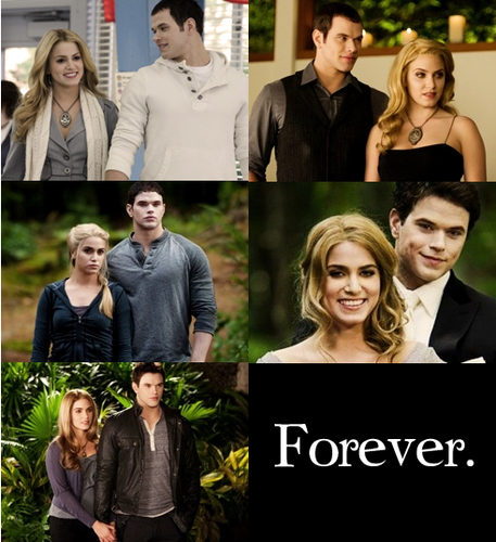 series twilight wallpaper titled Forever. ❤