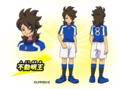 Fudou on Inazuma Legend Japan