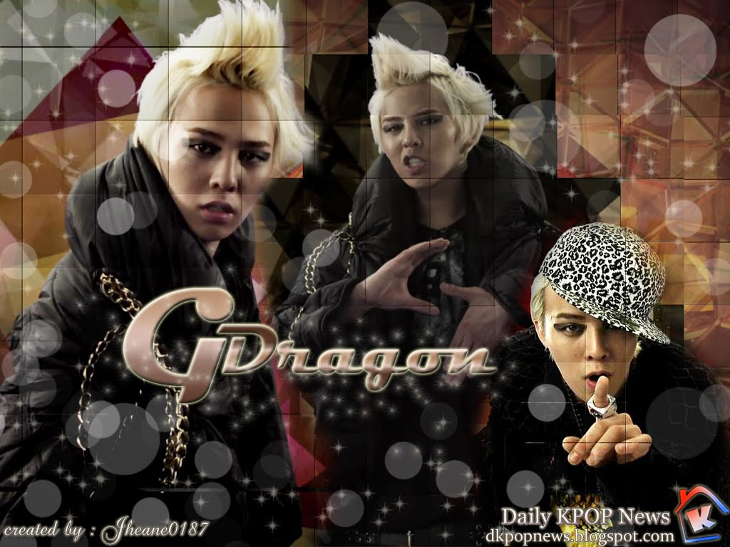 G-Dragon wolpeyper