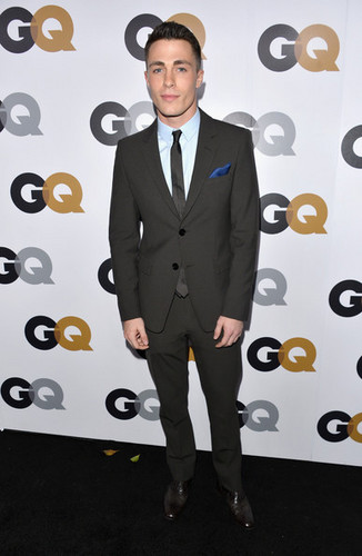 GQ Men Of The jaar Party - Arrivals
