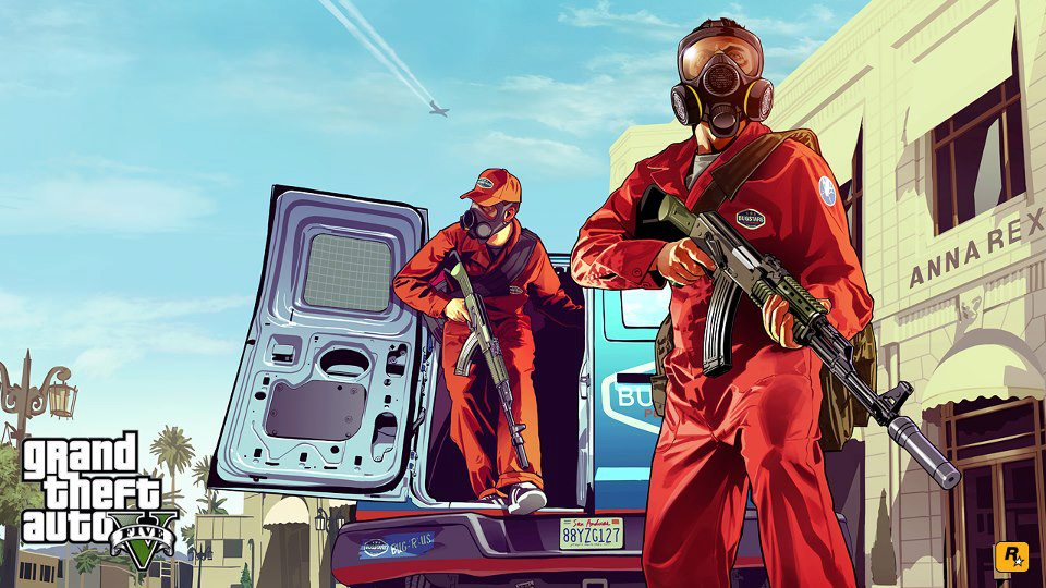 Grand Theft Auto Images GTA5 HD Wallpaper And Background Photos