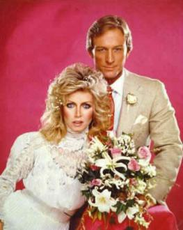 Knots Landing wallpaper called Gary & Abby Ewing