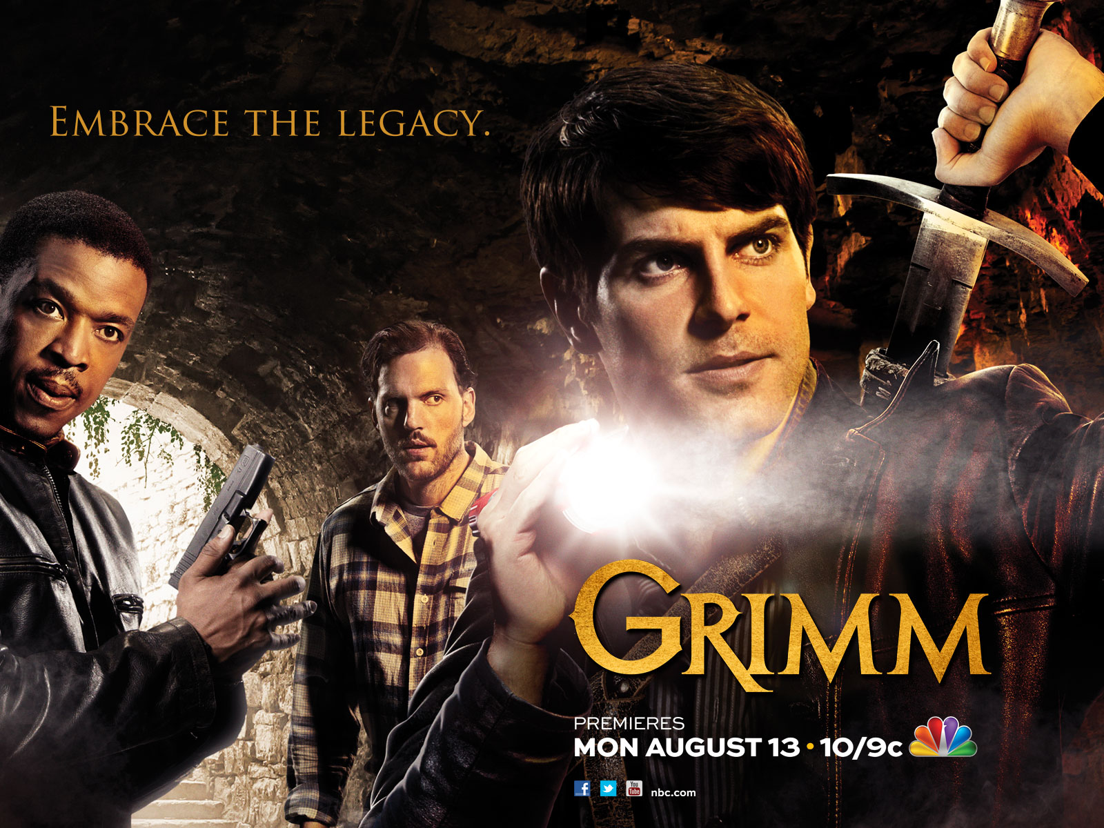 Grimm images Grimm HD wallpaper and ...