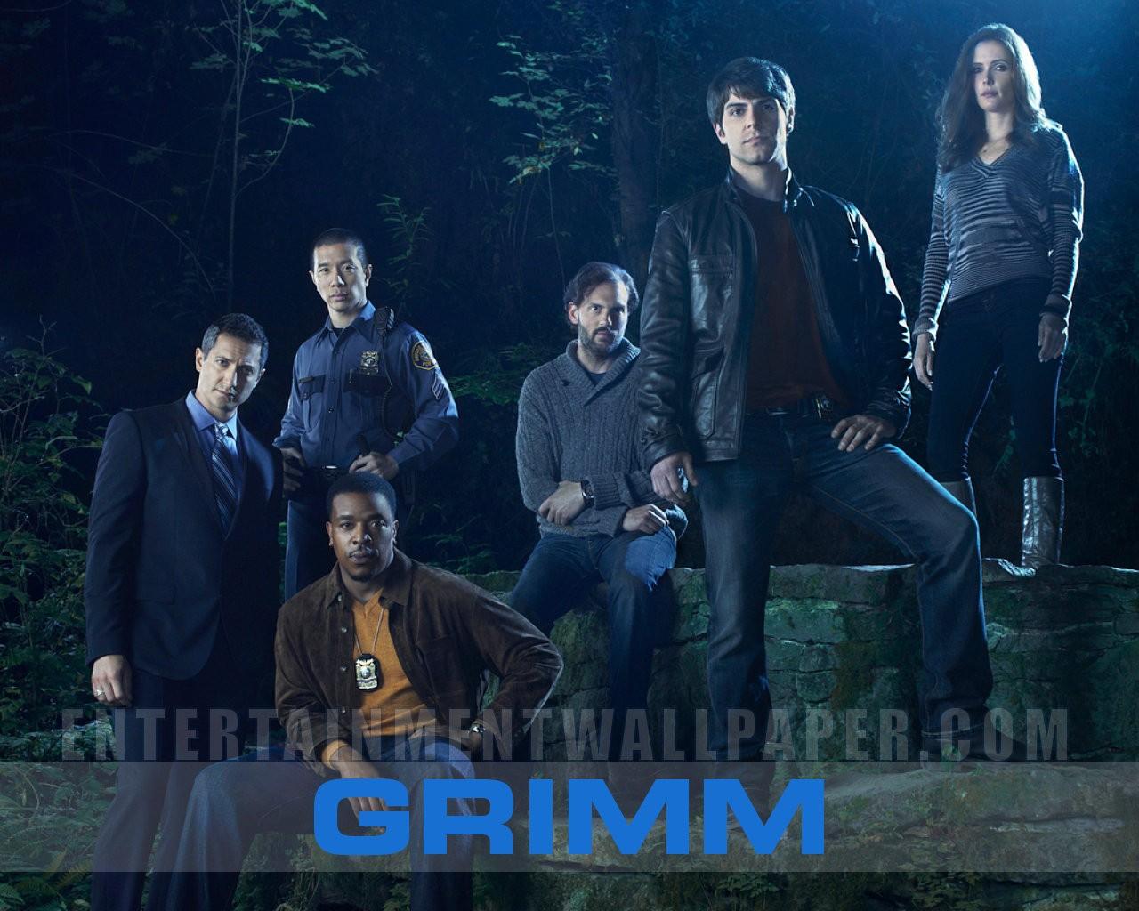 Grimm - Grimm Wallpaper (32706987 ...