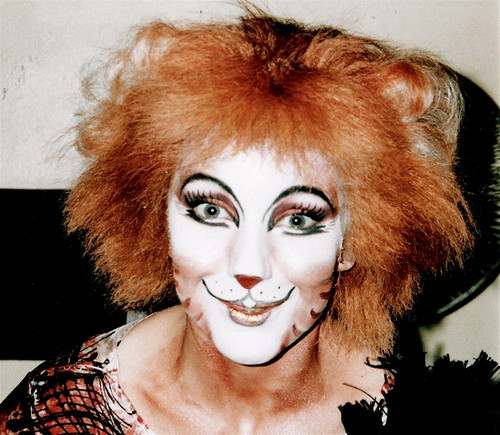 Gumbie Cat - Amanda Courtney - Davies . 1986 London Cast