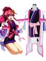 Gundam Seed/Destiny Lacus Clyne Cosplay Costume